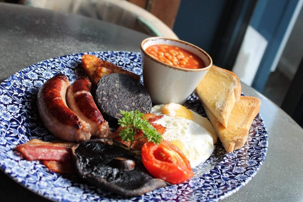 The Suburbs Full English