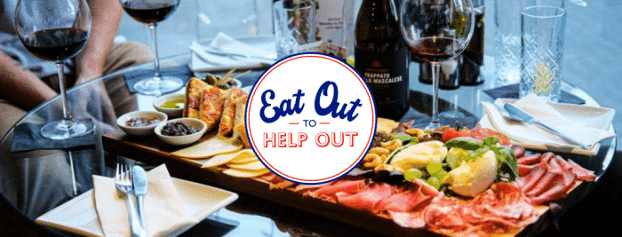 Veeno Chester Eat Out To Help Out