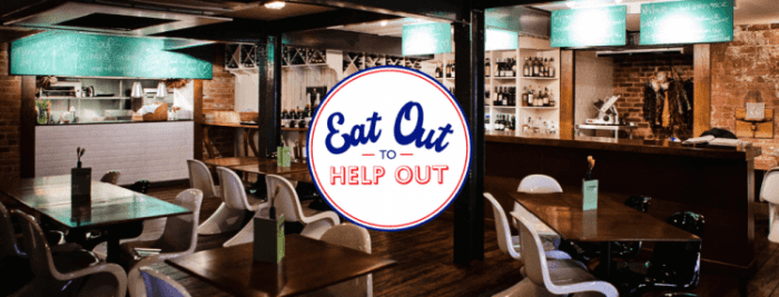 Artichoke Eat Out To Help Out