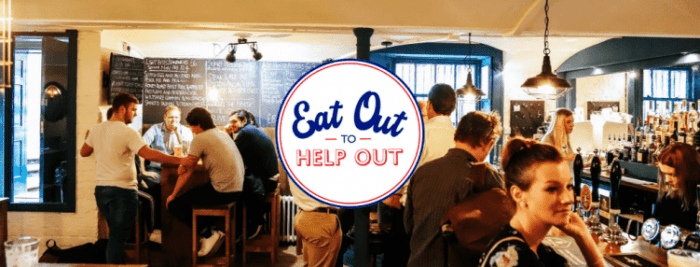 Big Hand Alehouse Eat Out To Help Out