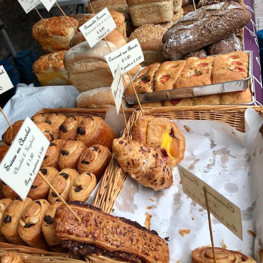 Chester Makers Market Baker