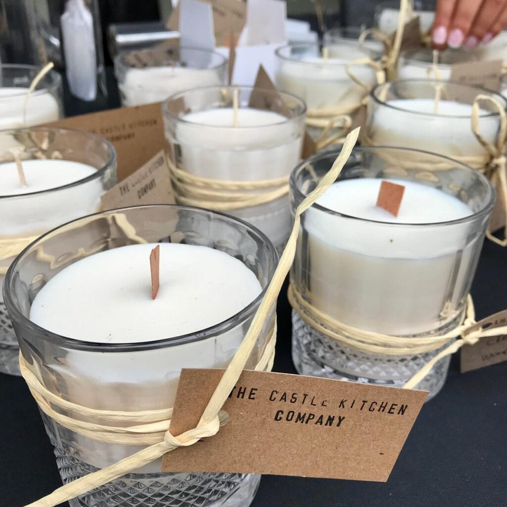 Chester Makers Market Candles