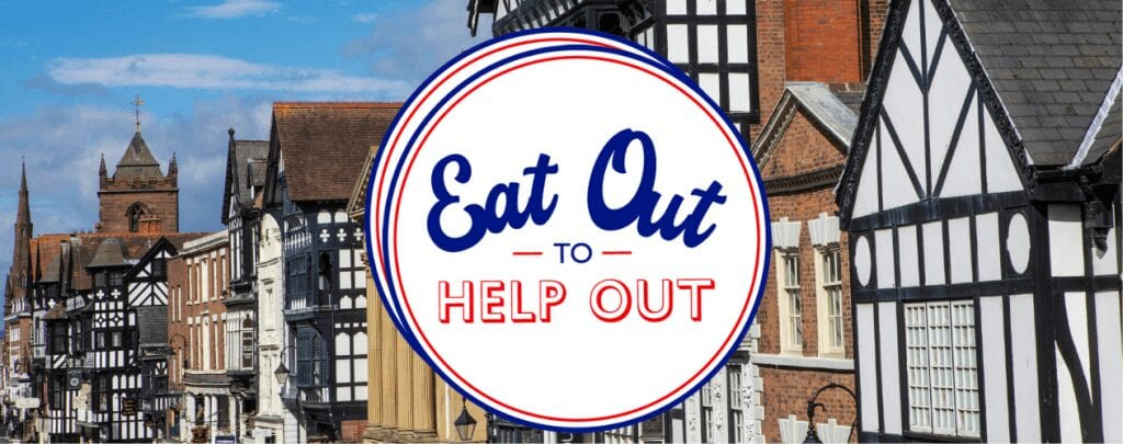 Eat Out To Help Out Header