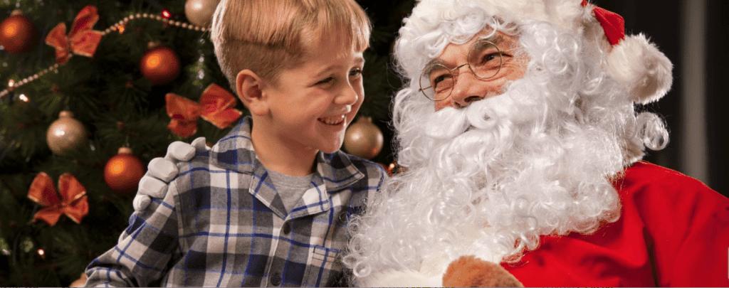 Grosvenor Pulford Hotel Brunch With Santa