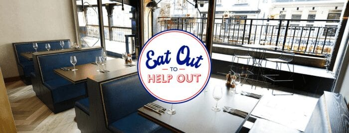 Olive Tree Brasserie Eat Out To Help Out