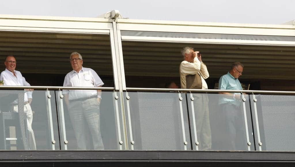 Owners At Chester. 14/8/2020 Pic Steve Davies