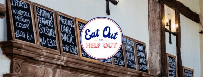 The Brewery Tap Eat Out To Help Out