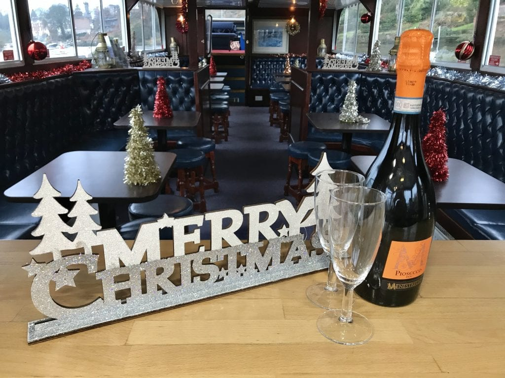Chester Boat Christmas Parties Afloat