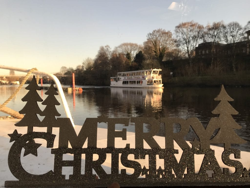 Chesterboat Christmas Parties