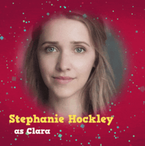 Storyhouse A Christmas Carol Clara