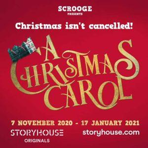 Storyhouse A Christmas Carol Production