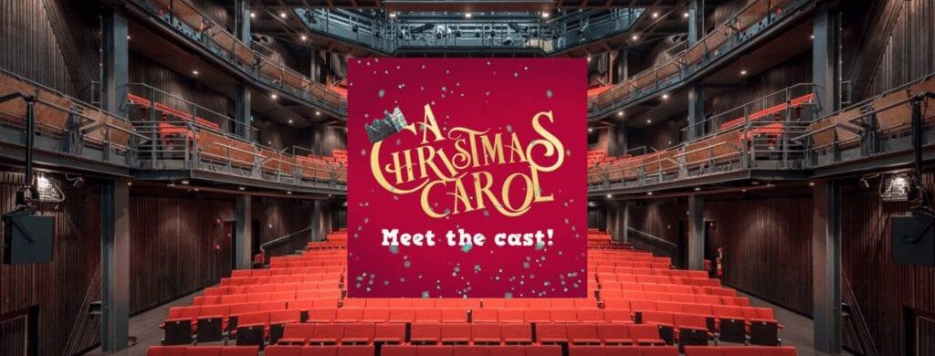 Storyhouse A Christmas Carol Production Meet The Cast
