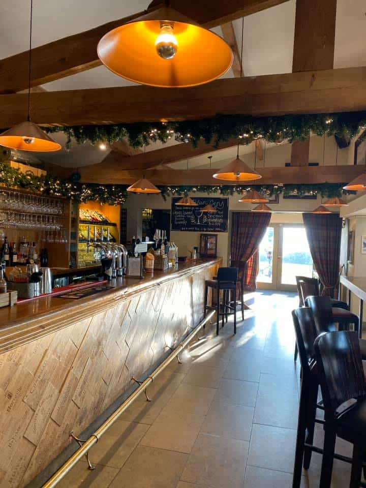 The Chester Fields Country Pub And Restaurant Christmas Menus