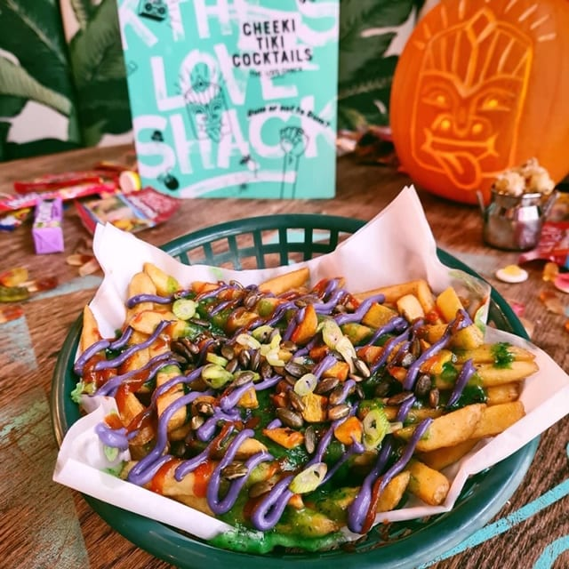 The Love Shack Fries