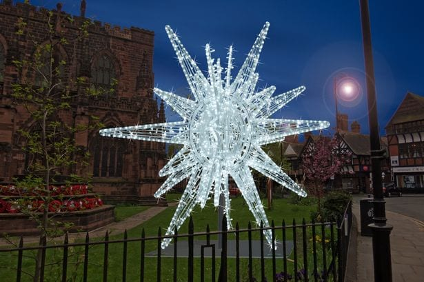 Chestar Chester Cathedral