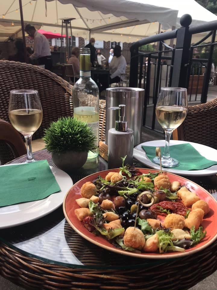 Ristorante Sergio Dining Al Fresco Chester