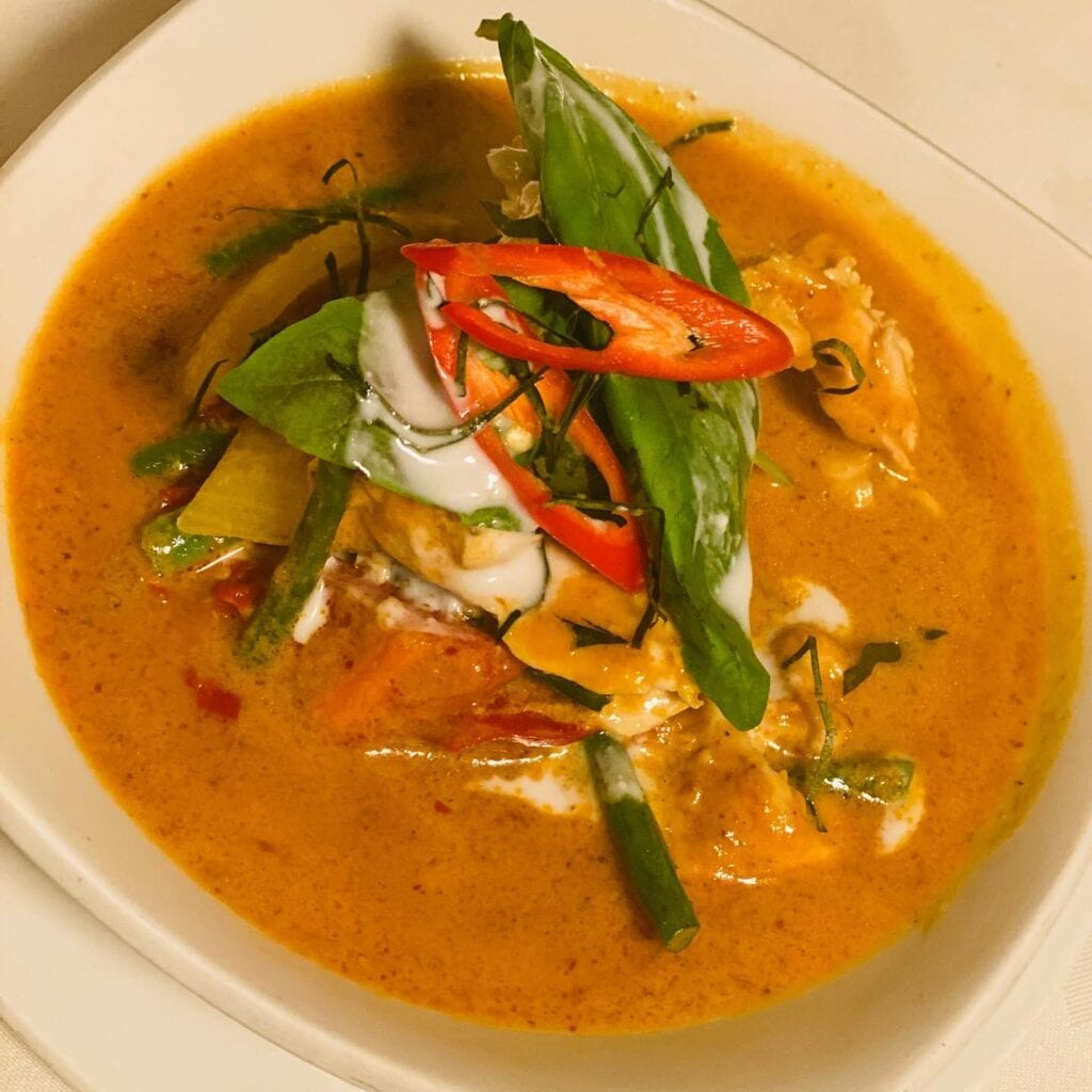 Ruan Orchid Thai Red Curry Takeaway Chester