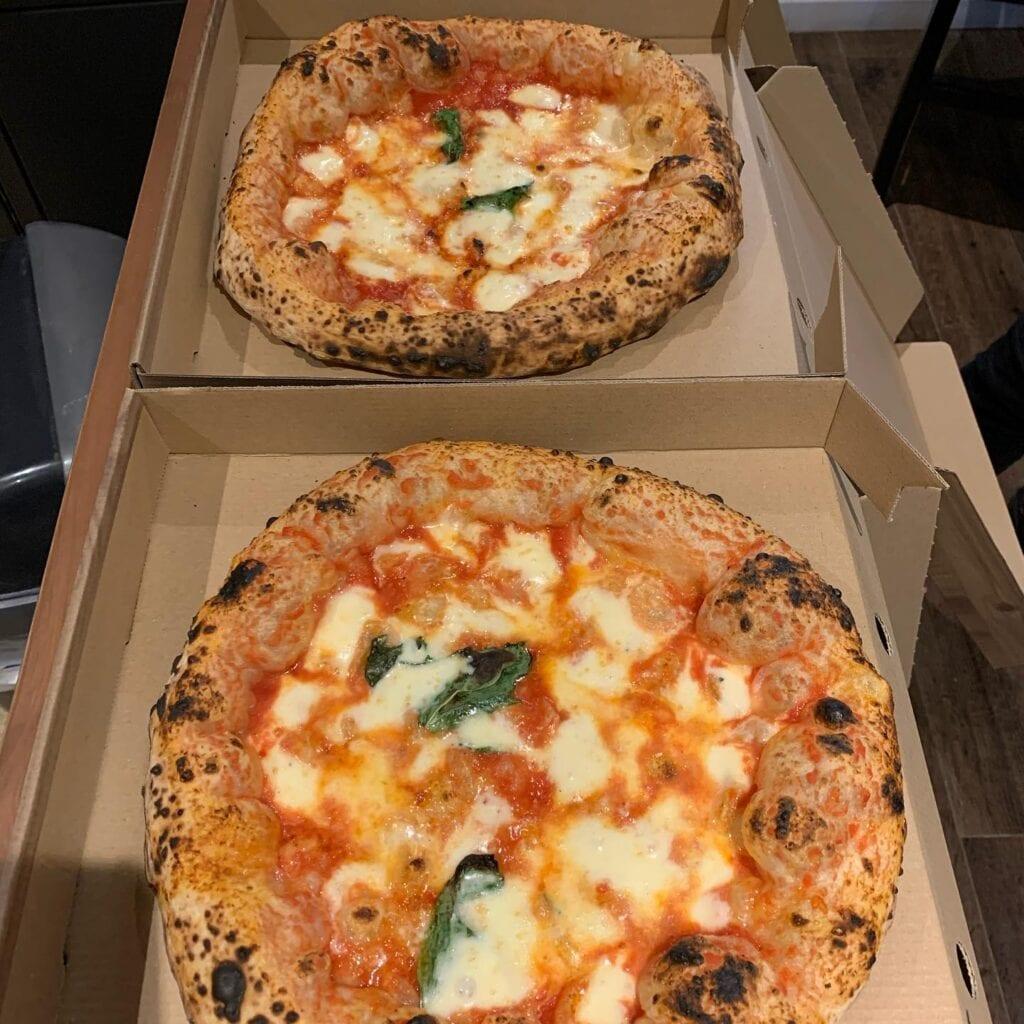Stile Napoletano Pizza Delivery Chester