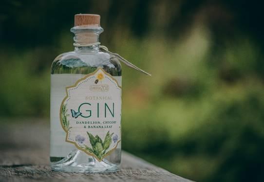 Chester Zoo Botanical Gin