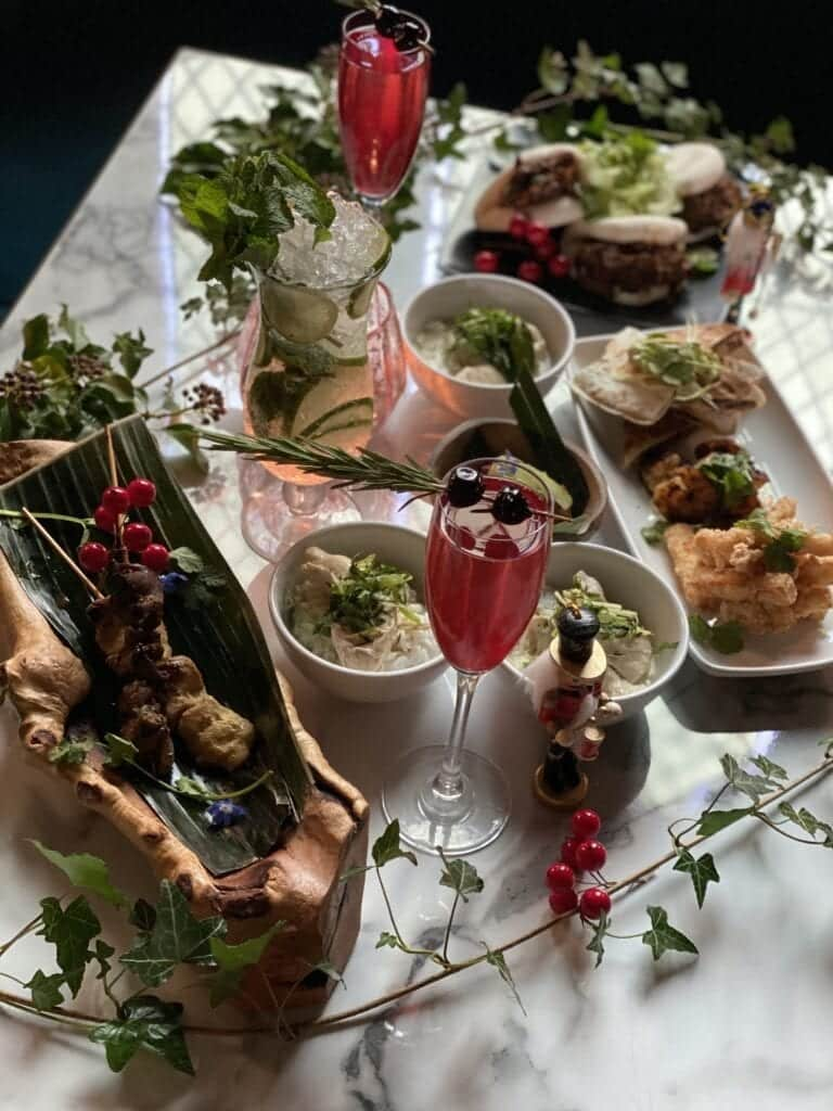 The Guild Chester Festive Food