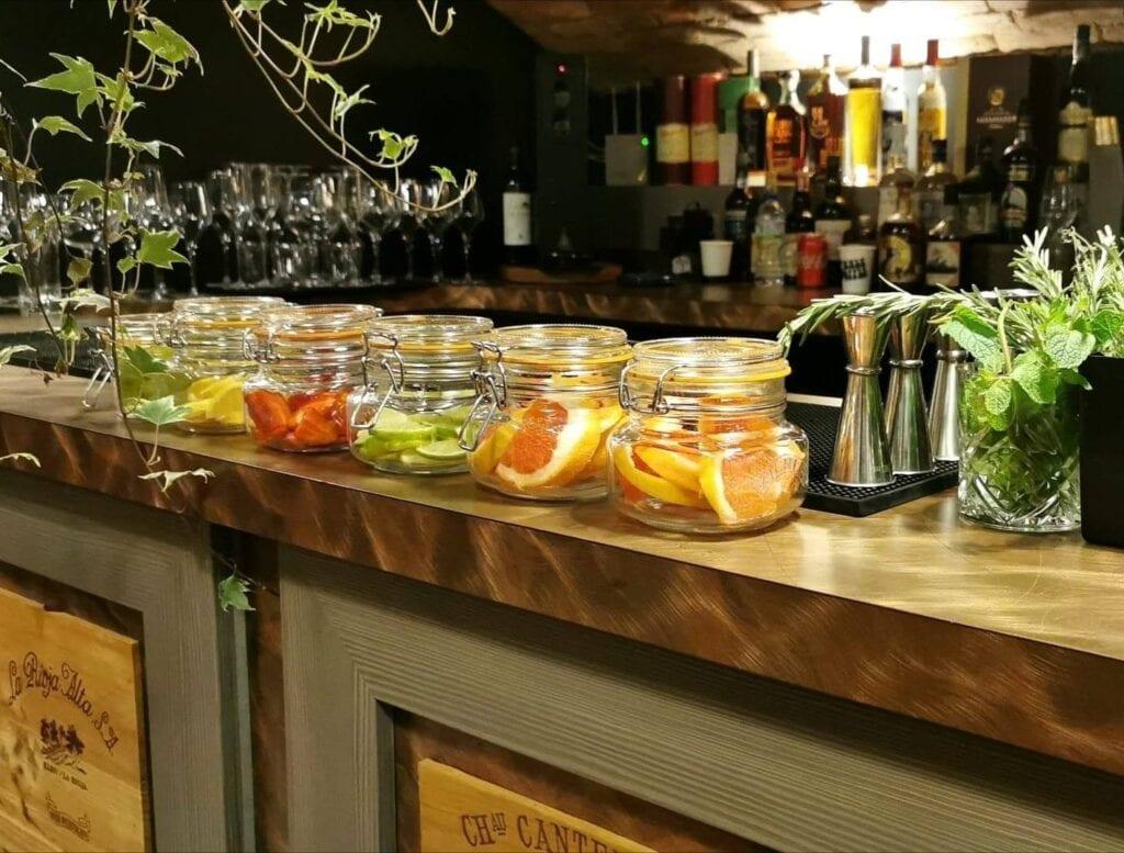 Vin Santo Chester Bar
