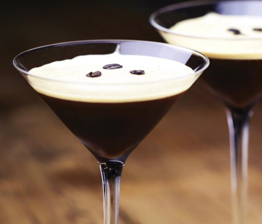 Wild Goose Lakeside Bar And Restaurant Espresso Martini