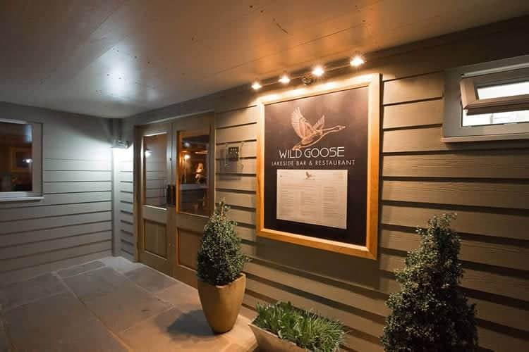 Wild Goose Restaurant Reception
