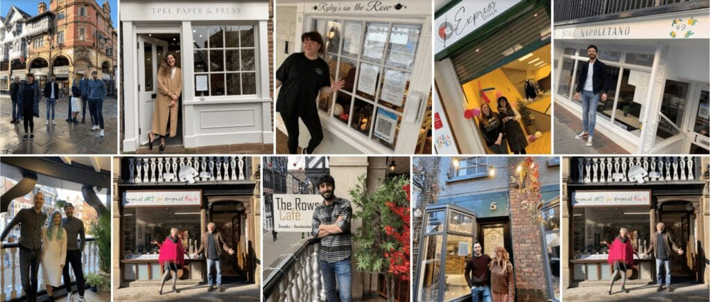 Chesters New Independent Businesses