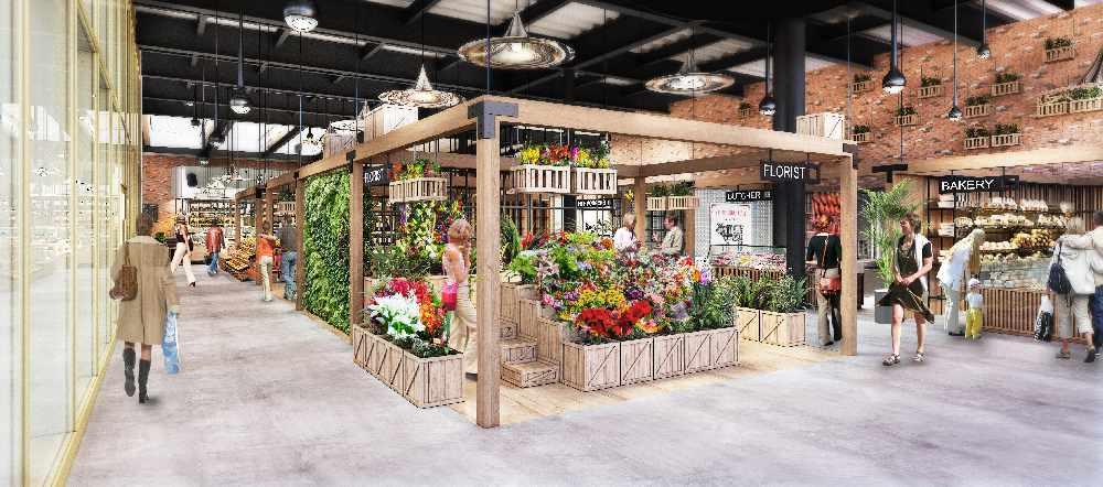 Chester's New Indoor Market