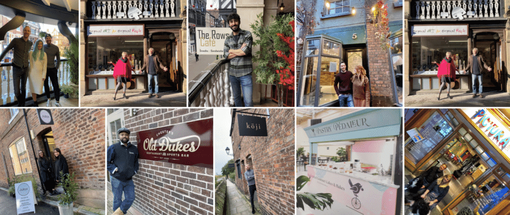 New Independent Businesses Open In Chester