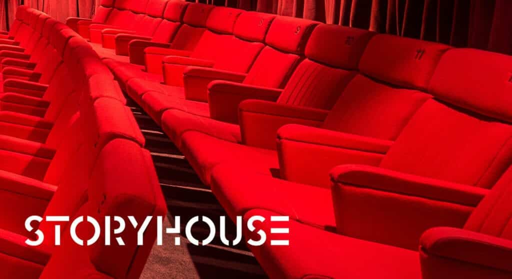 Storyhouse Lockdown Cinema At Home