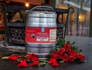 Brewhouse And Kitchen Valentines Beer