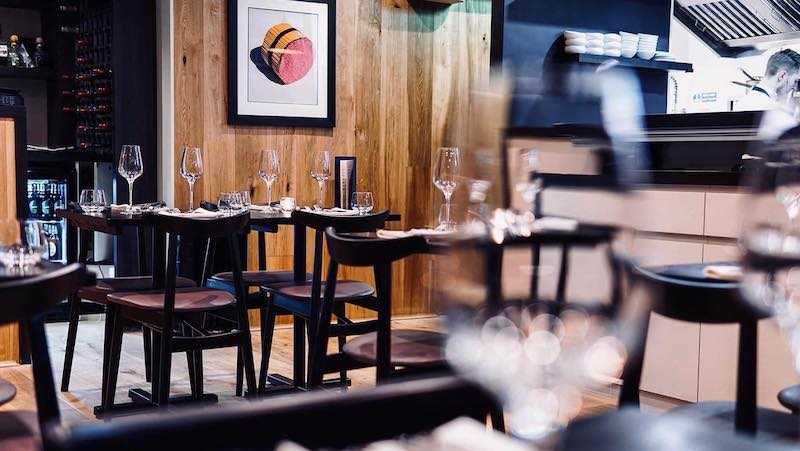 Chefs Table Michelin Guide Chester