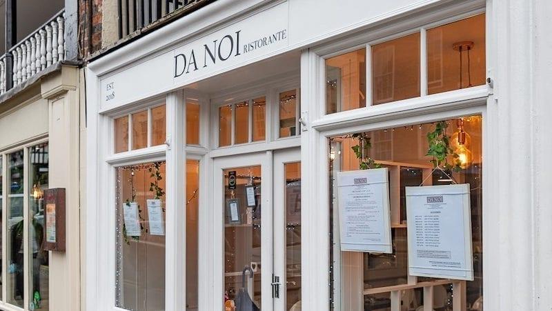 Da Noi Italian Restaurant Chester Michelin Guide
