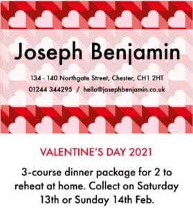 Joseph Benjamin Valentines Day
