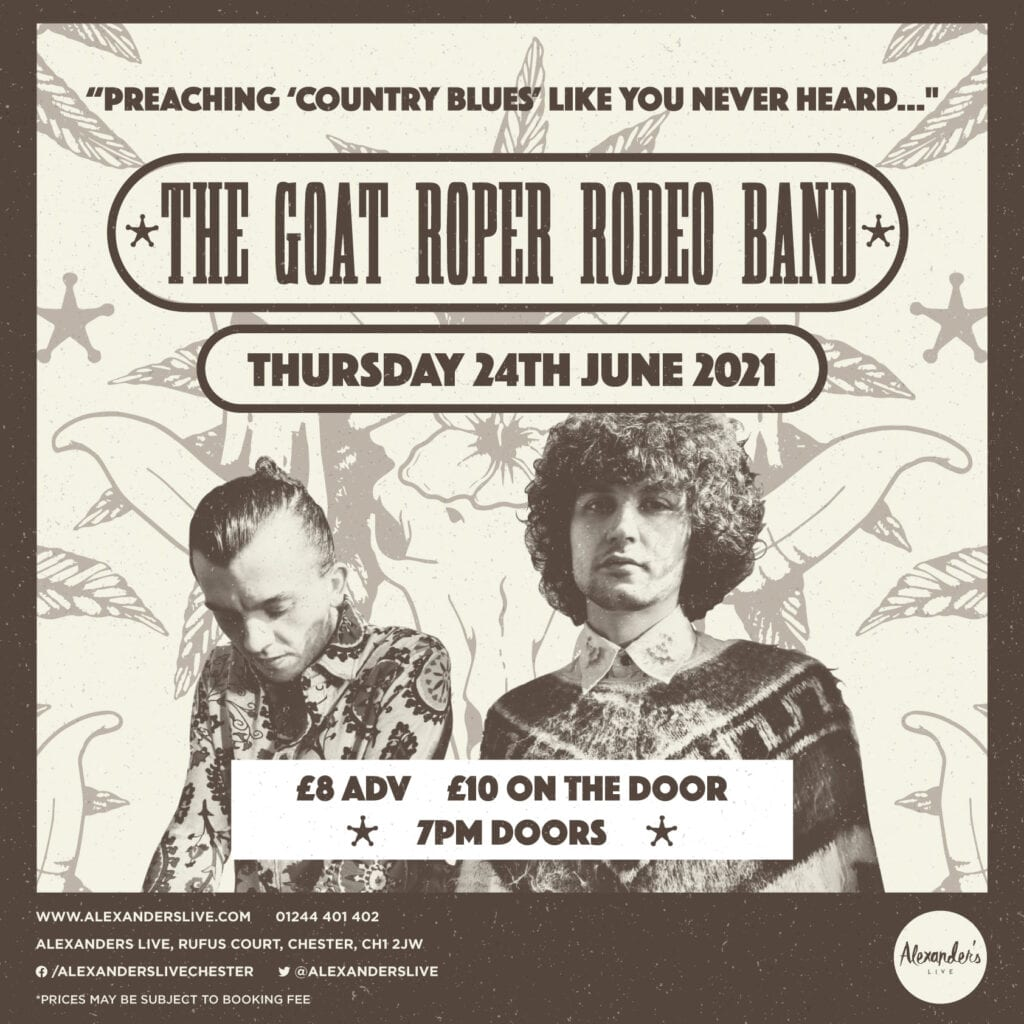 Alexander's Live The Goat Roper Rodeo Band