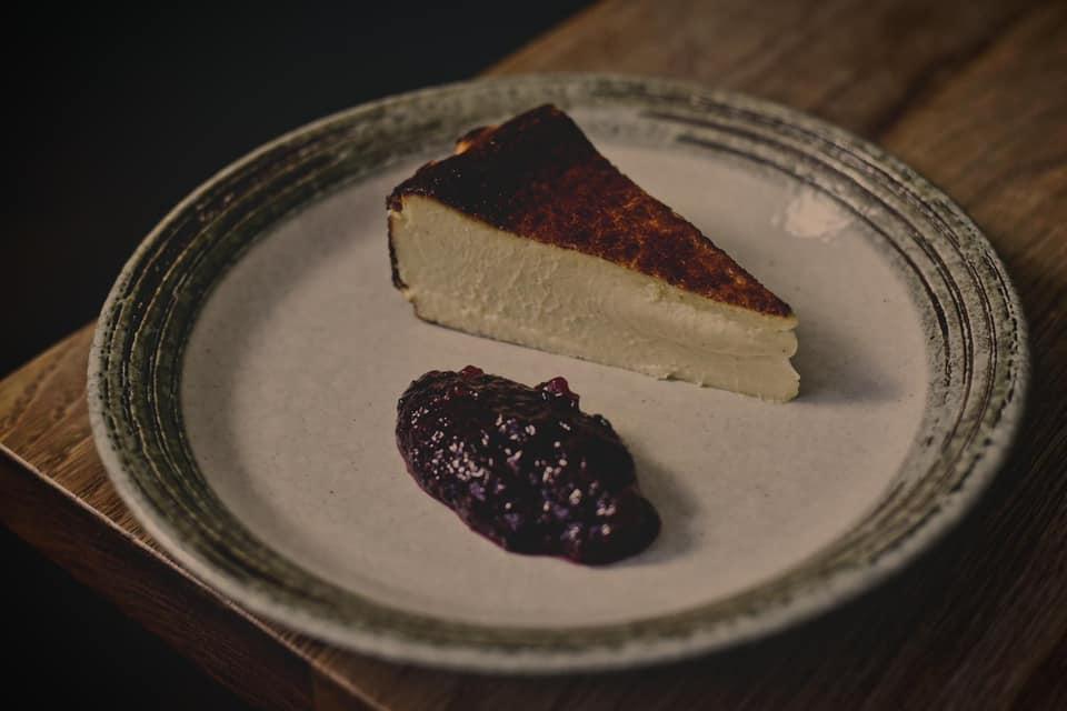 Joseph Benjamin Basque Burnt Cheesecake