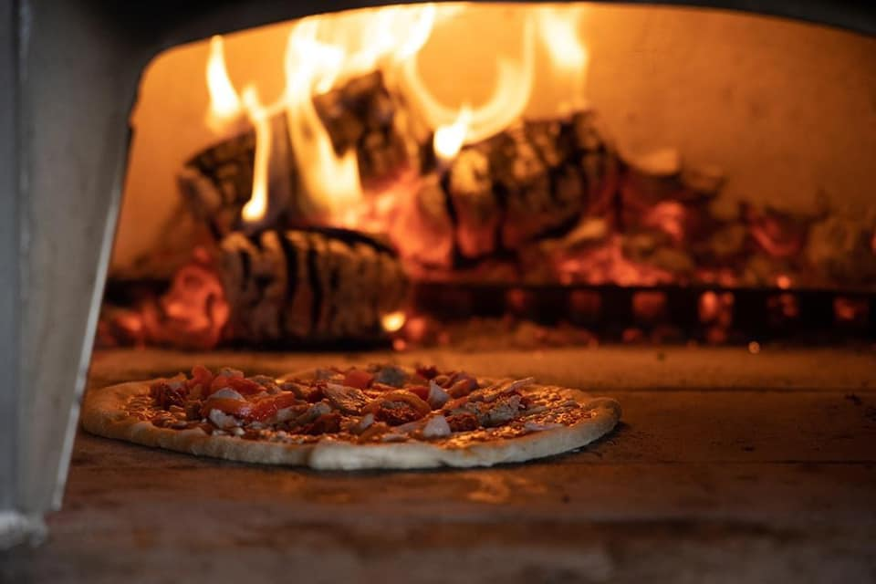 Oak And Smoke Pizza Woodfired Pizza