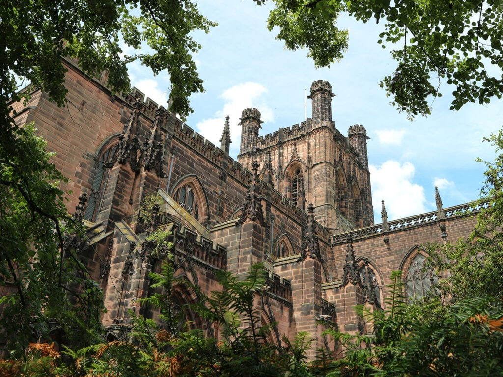 Treasure Hunt Chester Chester Cathedral