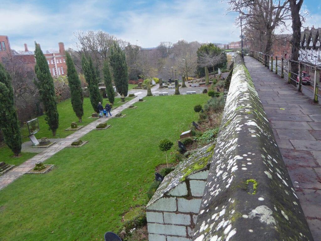 Treasure Hunt Chester Roman Gardens