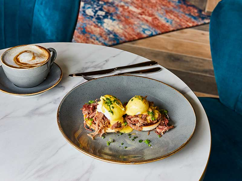 hotel indigo chester breakfast