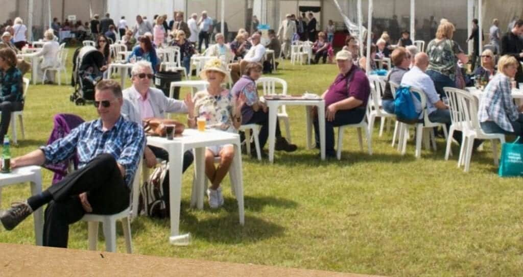 royal cheshire county show tabley