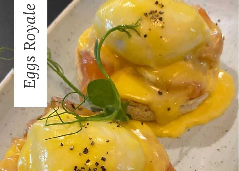 the chester fields country pub restaurant eggs royale brunch