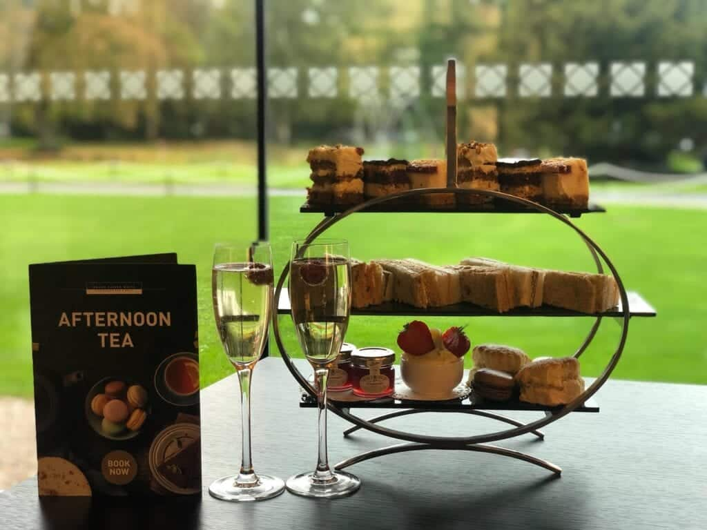 doubletree by hilton chester afternoon tea