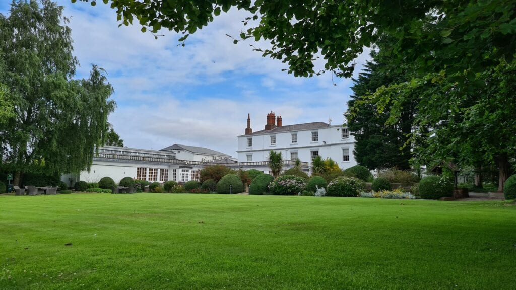 rowton hall hotel spa chester country escape