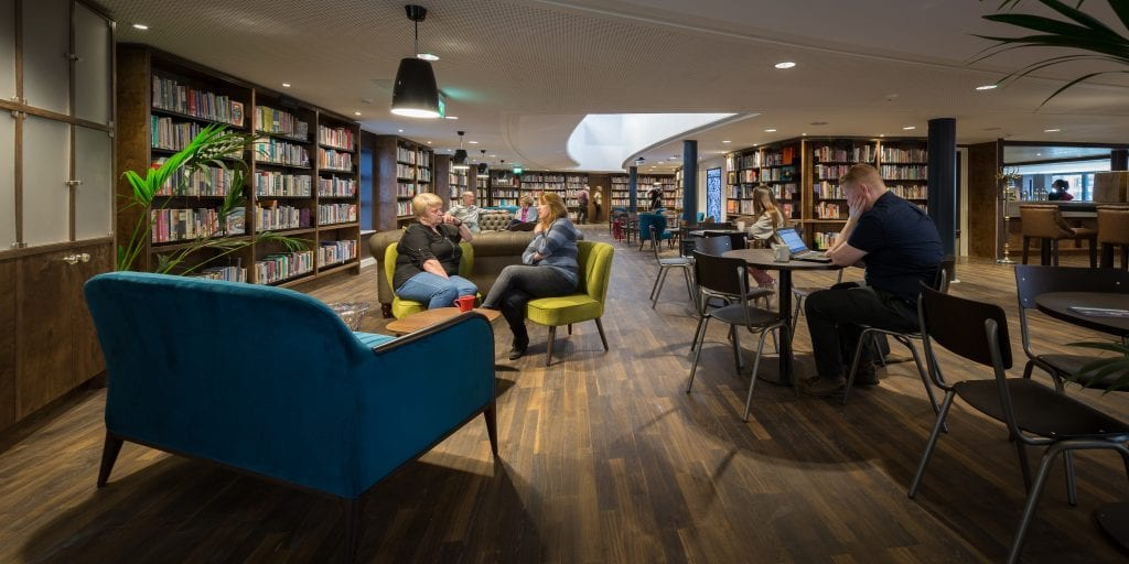 storyhouse library seating