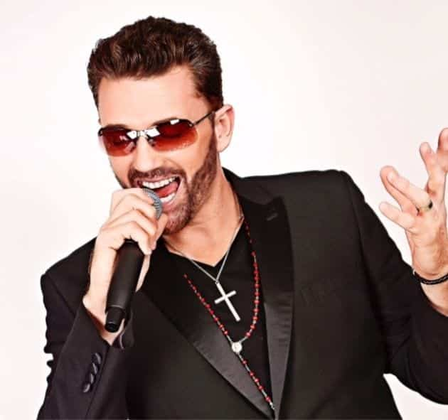 alexanders live faith a tribute to george michael