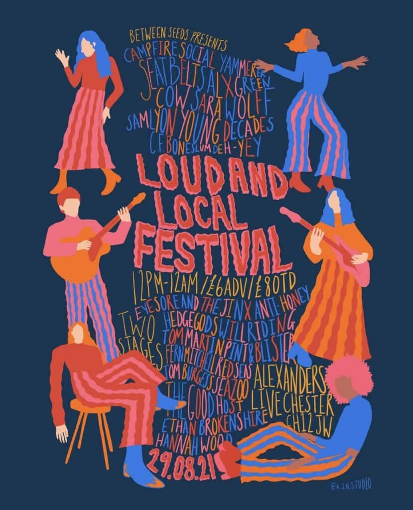 alexanders live loud and local festival