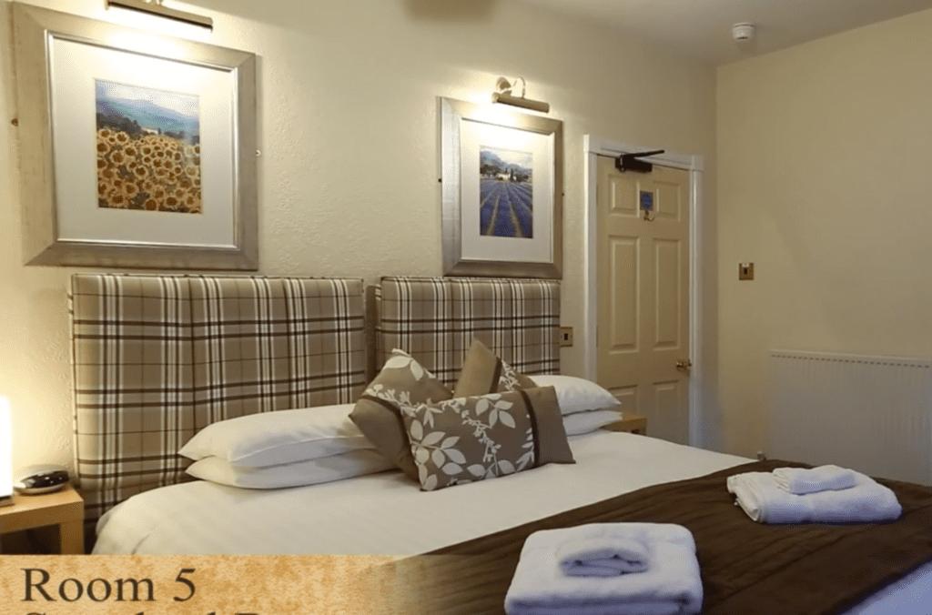 ba ba guest house hoole road chester room 5 standard