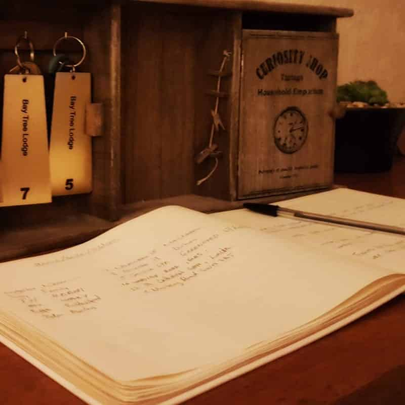 baytree lodge hoole road chester guest book